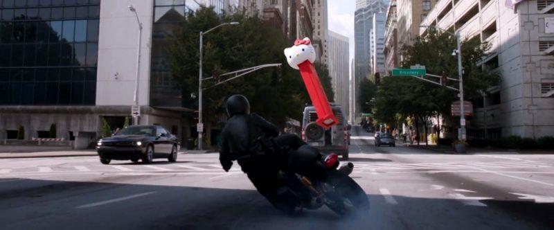 кадры из фильма Человек Муравей и Оса 3