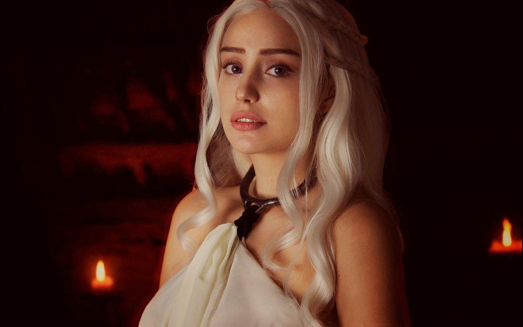 Косплей daenerys 1
