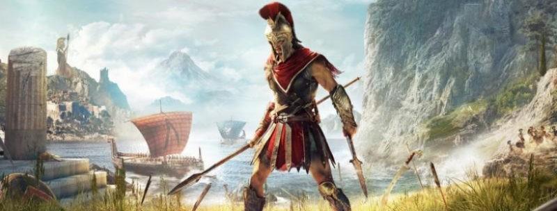 трейлер Assassin's Creed Odyssey