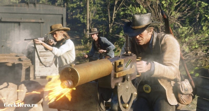 Картинка Red Dead Redemption 2