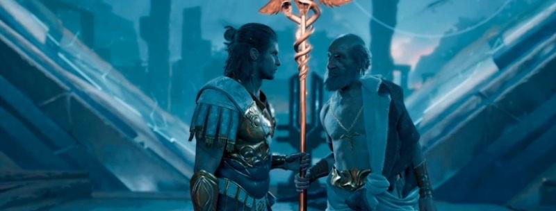 Пифагор в Assassin's Creed Odyssey