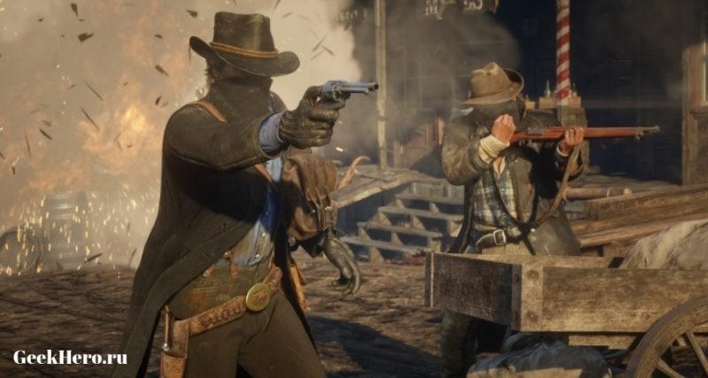 Обзор игры Red Dead Redemption 22