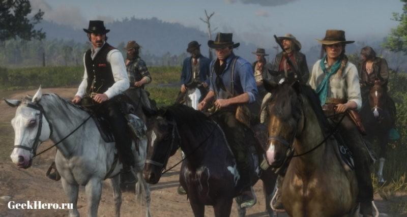 Обзор игры Red Dead Redemption 24