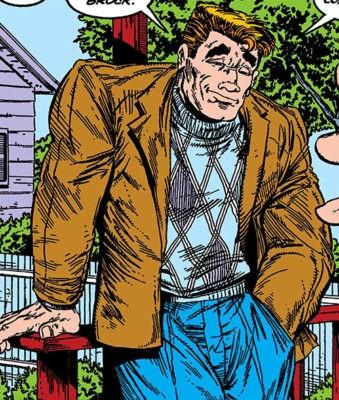 Эдди Брок из комиксов