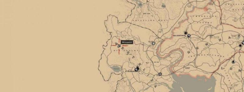 кости динозавров в Red Dead Redemption 33