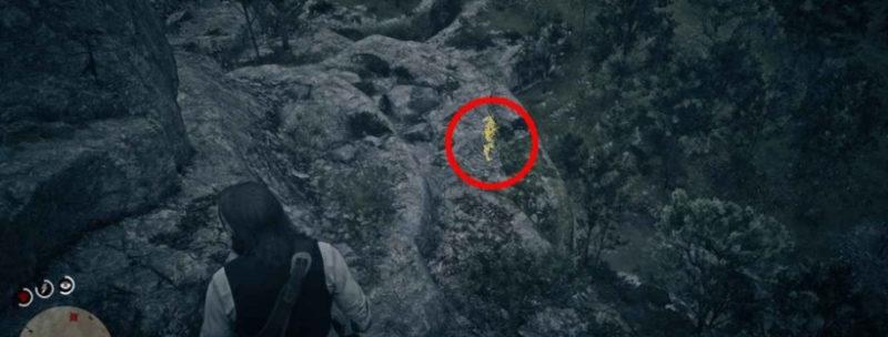 кости динозавров в Red Dead Redemption 12