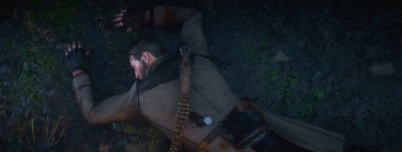 плохая концовка Red Dead Redemption 2