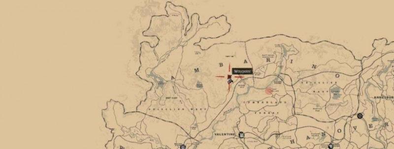 Все фермы с тайниками и сокровищами в Red Dead Redemption1
