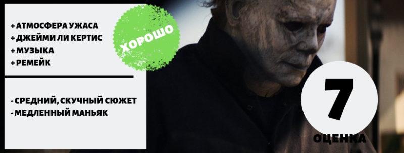 Обзор фильма Хеллоуин 2018