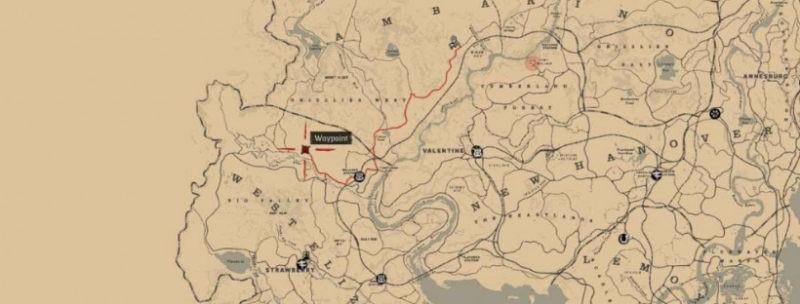 Все фермы с тайниками и сокровищами в Red Dead Redemption6