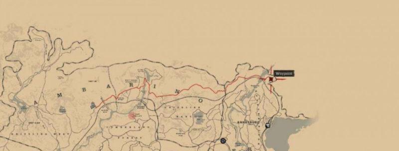 Все фермы с тайниками и сокровищами в Red Dead Redemption7