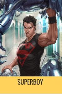 История Супербоя 1