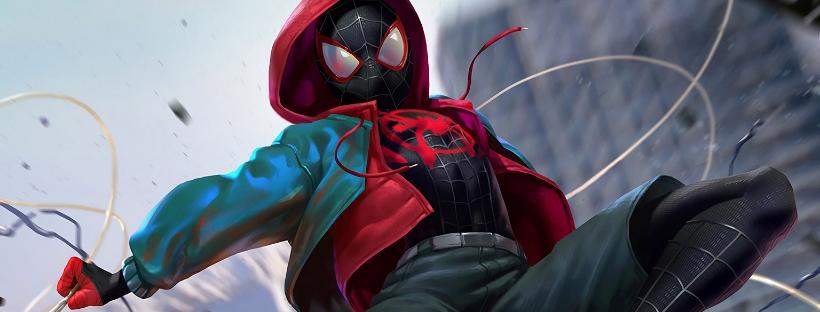 Обзор Человек паук Через вселенные 2