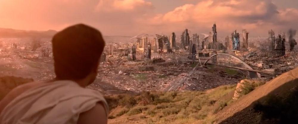 Обзор сериала Человек из будущего 3