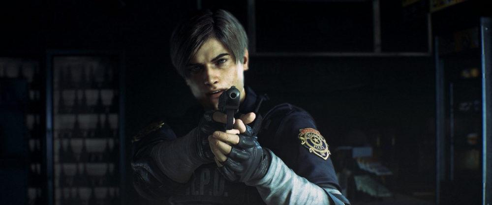 Обзор игры Resident Evil2 3