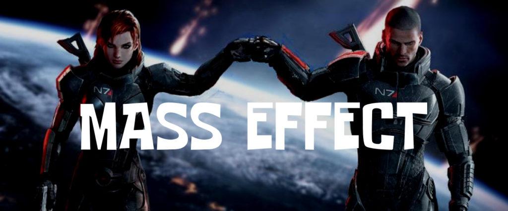 Персонажи вселенной Масс Эффект