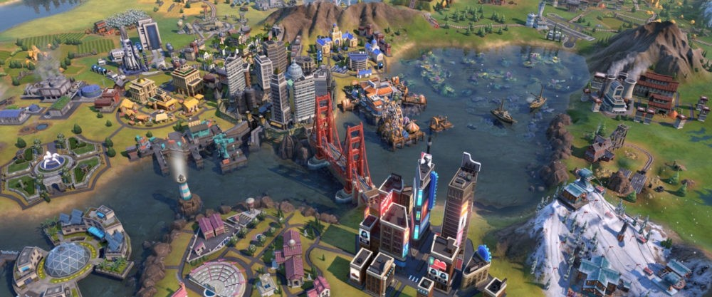 Обзор Civilization VI: Gathering Storm 3