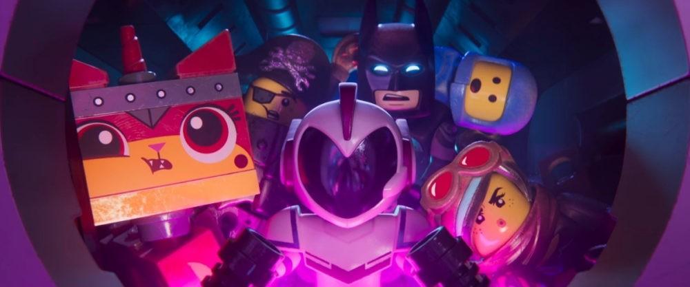 Обзор мультфильма Лего 23