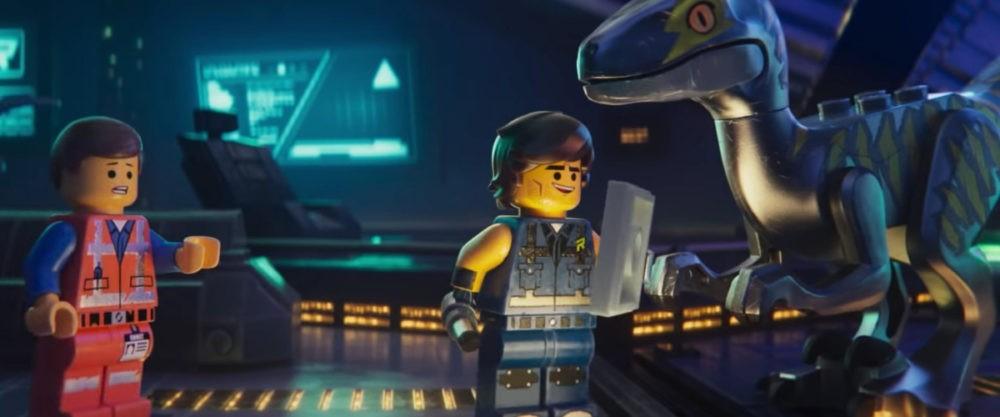 Обзор мультфильма Лего 24