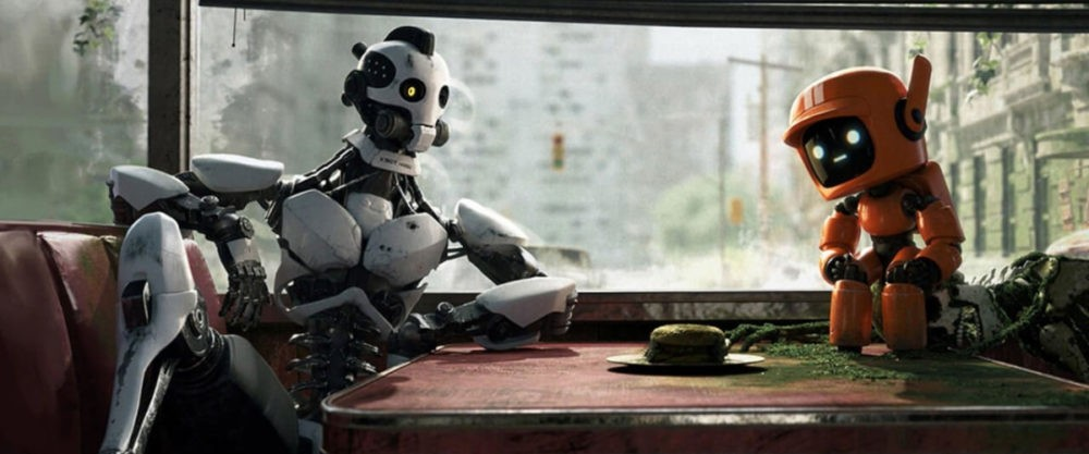 Love, Death and Robots обзор 3