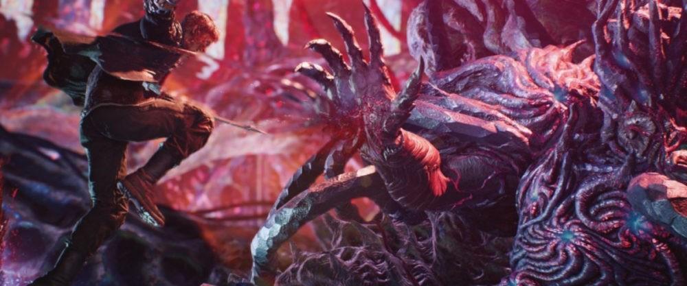 Обычная и секретная концовка игры Devil May Cry 5 2