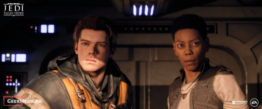 Сюжет и трейлер игры Star Wars Jedi Fallen Order 2