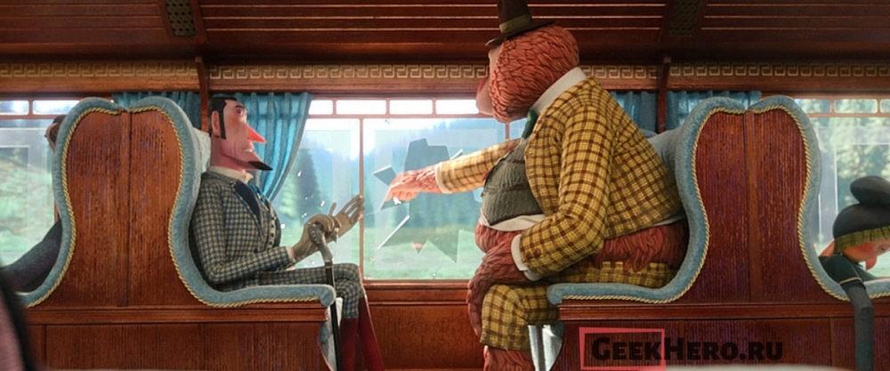 Обзор мультфильма Потерянное звено 3