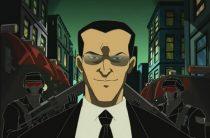 Агент Джон Бишоп / Agent John Bishop (TMNT)