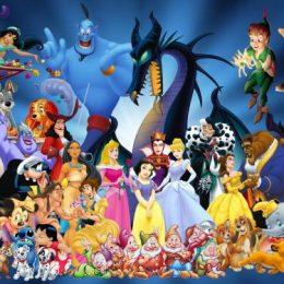 Хорошо ли ты знаешь мультики Disney?