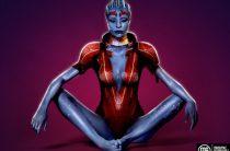 Самара / Samara (Mass Effect)