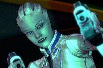 Лиара Т'Сони / Liara T'Soni (Mass Effect)