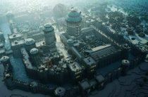 Замок Винтерфелл из Игры Престолов