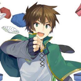 Кто такой Казума Сато из аниме Этот замечательный мир?
