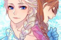 Звездная пара: Анна и Эльза