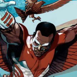Сокол / Falcon (Marvel)
