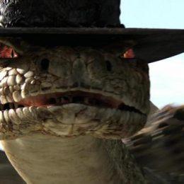 Джейк Гремучка — змея с пулеметом