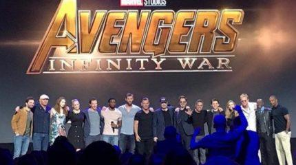 Что показали в трейлере «Мстители: Война бесконечности»