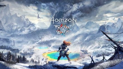 О чем дополнение Horizon Zero Dawn: The Frozen Wilds