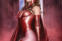 Алая Ведьма / Scarlet Witch (Marvel) (Земля 616)