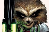 Реактивный енот / Rocket Raccoon (Marvel) (Земля 616)