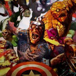 Marvel — зомби вселенная (Земля 2149)