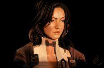Миранда Лоусон / Miranda Lawson (Mass Effect)