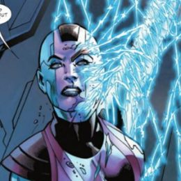 Небула / Nebula (Marvel) (Земля 616)