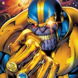 Танос / Thanos (Marvel) (Земля 616)