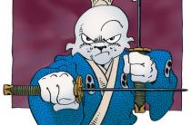Миямото Усаги / Miyamoto Usagi (TMNT)