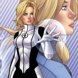 Сью Шторм / Sue Storm (Marvel) (Земля 616)