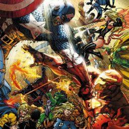 Гражданская война во вселенной Marvel