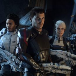 Лучший герой Mass Effect 4
