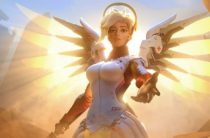 Кто такая Ангел из игры Овервотч?