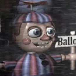 Мальчик с шарами / Ballon Boy